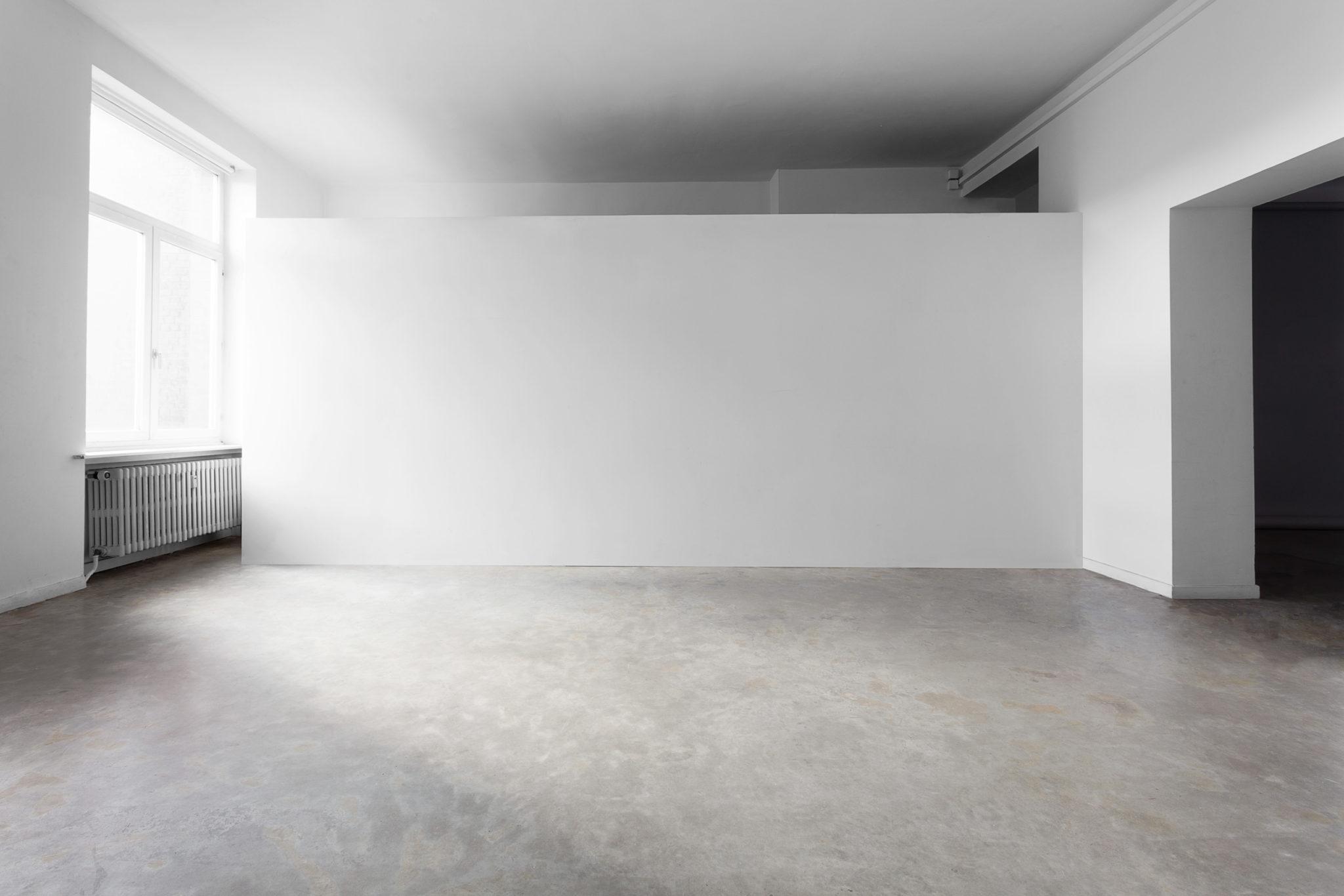 Autonom studio, studio à louer à Bruxelles Studio 2 vue de face